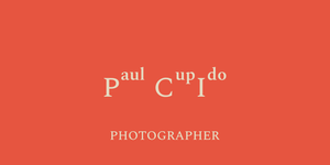 Paul Cupido photographs