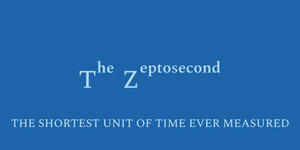 The zeptosecond